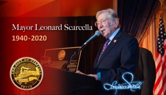 Mayor Leonard Scarcella